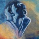 Cloud 9 - Acrylics on Canvas- 50cm x 60cm