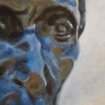 Calais I - acrylics on canvas – 56cm x 71cm